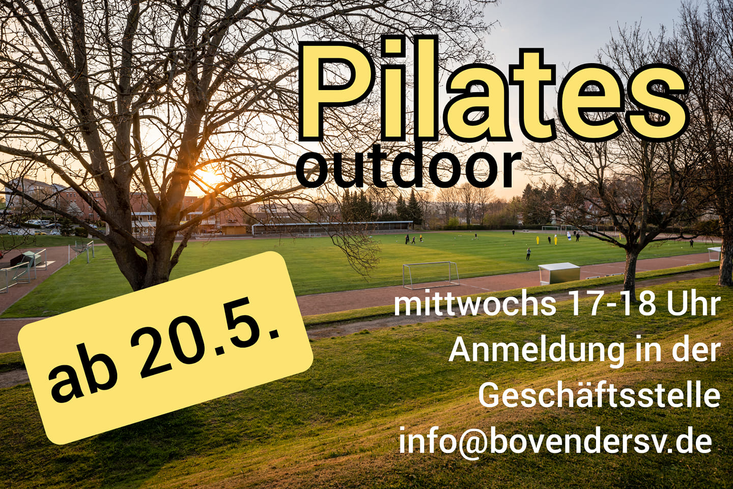 Pilates Outdoor