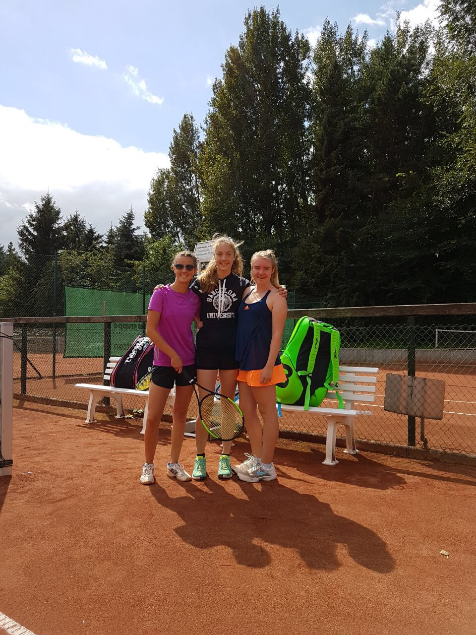 Tennisjuniorinnen A